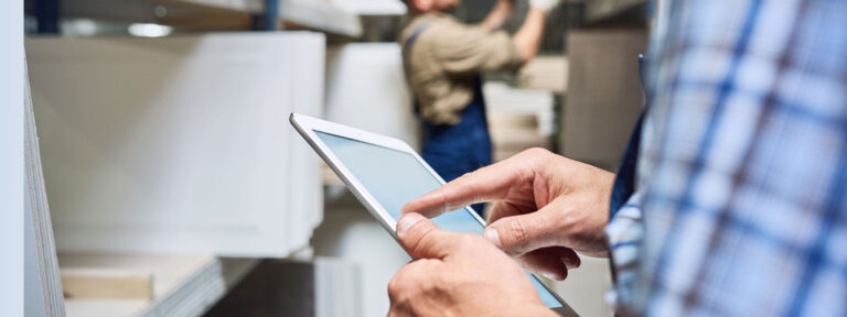 Mobile Devices, WMS Work Together to boost manufacturing efficiency