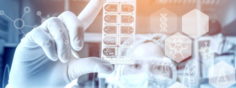 The future of the chemical industry involves technology